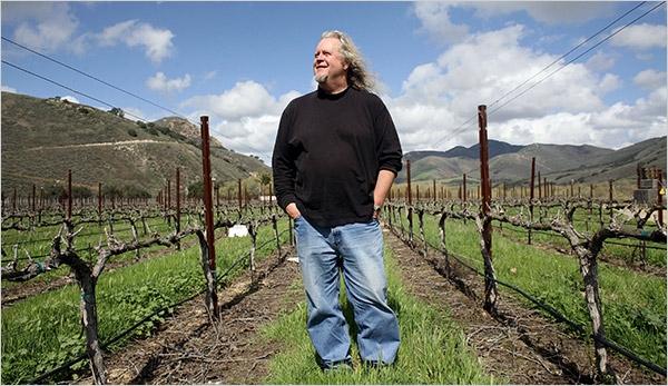 オーナー醸造家 ジム・クレンデネン